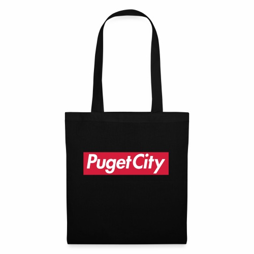 PugetCity - Tote Bag