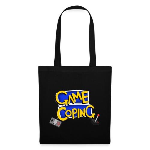 Game Coping Logo - Tote Bag