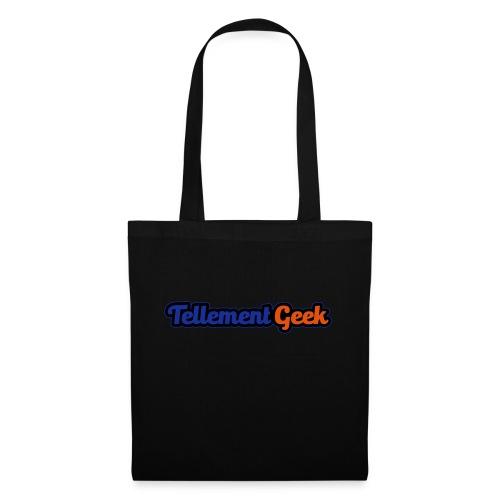 Tellement Geek Logo - Sac en tissu