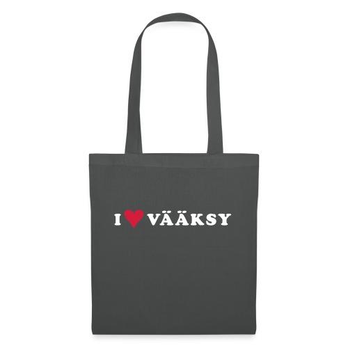 I LOVE VAAKSY - Kangaskassi