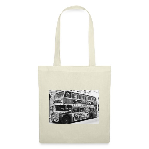 London Bus - Stoffbeutel