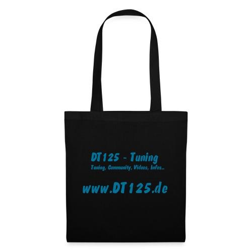 dt125tuning black - Stoffbeutel