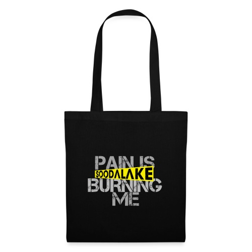 Burning - Stoffbeutel