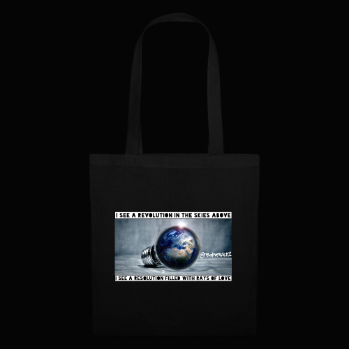 I See A Revolution!! Truth T-Shirts!! #Rebellion - Tote Bag