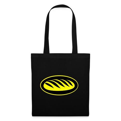 Icona del pane per le persone che amano il pane - Borsa di stoffa
