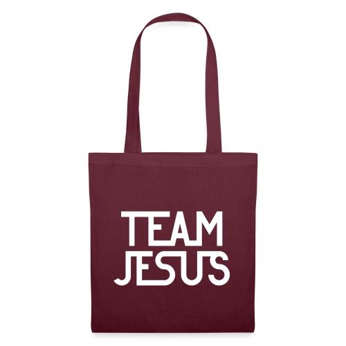 Team Jesus - Stoffbeutel