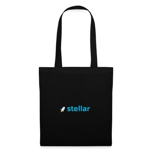 Cryptocurrency - Stellar - Stoffbeutel