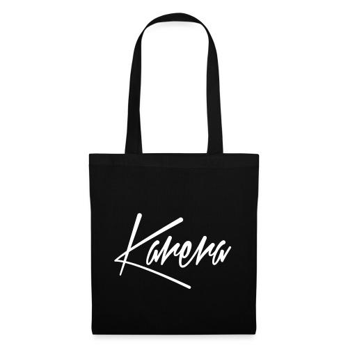 Karera Logo - Stoffbeutel