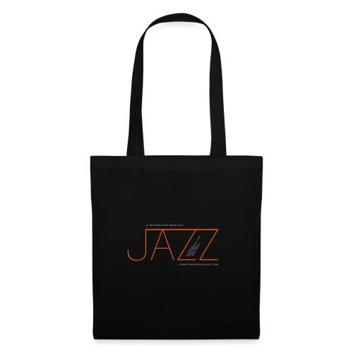 Jazz en La Montaña Rusa Radio Jazz - Bolsa de tela