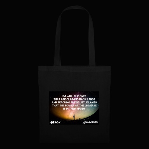 Claiming Back Lands! Truth T-Shirts!! #Art #Love - Tote Bag