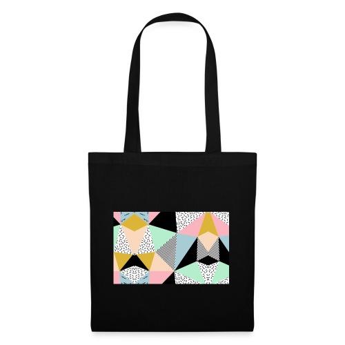 kleur - Tas van stof