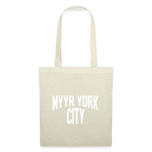 MYYR YORK CITY WHITE - Kangaskassi