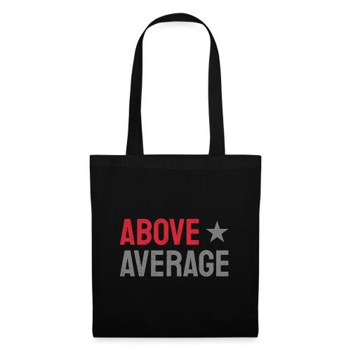 above average - Tygväska