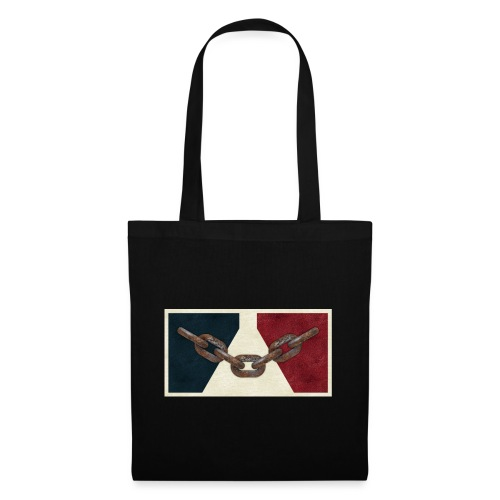 Black County Flag - Tote Bag
