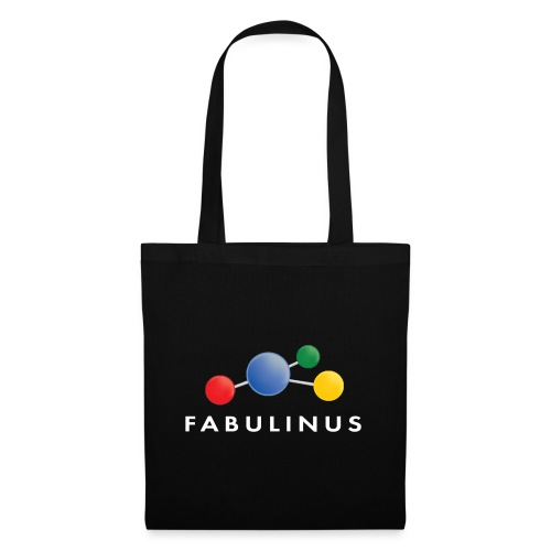Fabulinus logo dubbelzijdig - Tas van stof