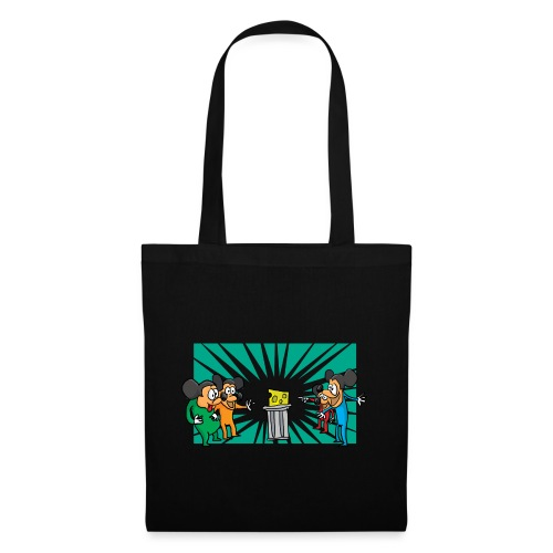 Le grand rassemblement - Tote Bag