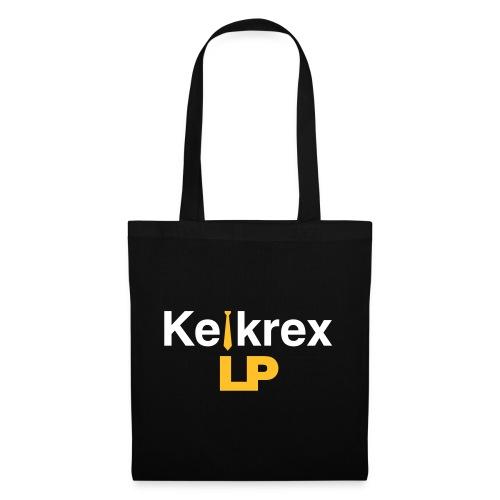 KelkrexLP schwarz - Stoffbeutel