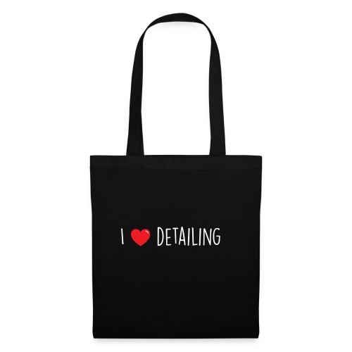 ilovedetailing - Tote Bag