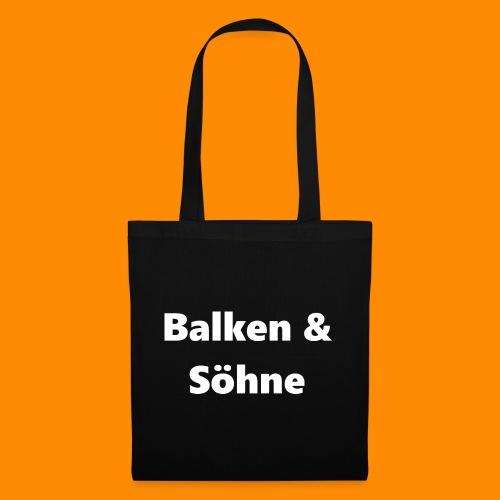 Balken & Söhne - Stoffbeutel