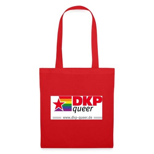 dkpqueer logo 4c www - Stoffbeutel