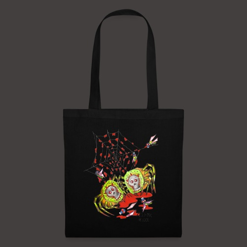 SPIDER KIWI - Tote Bag