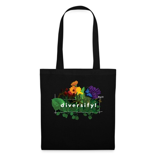 diversify! - Stoffbeutel