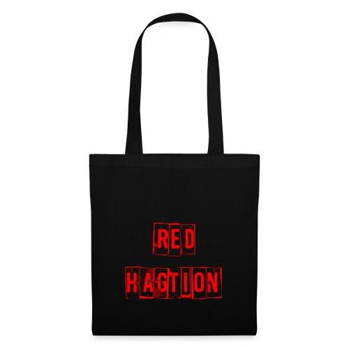 red hagtion png - Sac en tissu