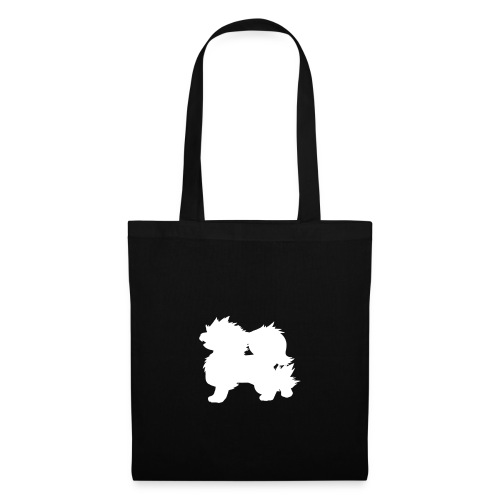 All white Arcanine Merch - Tote Bag
