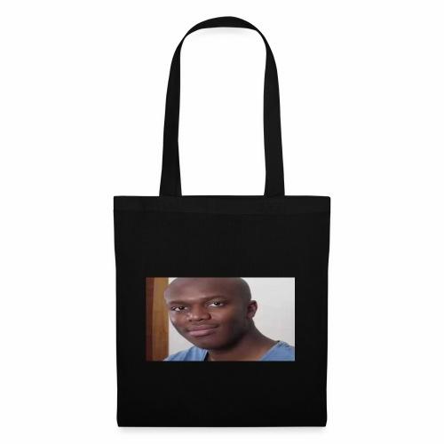 Bald Ksi on a bag - Kangaskassi