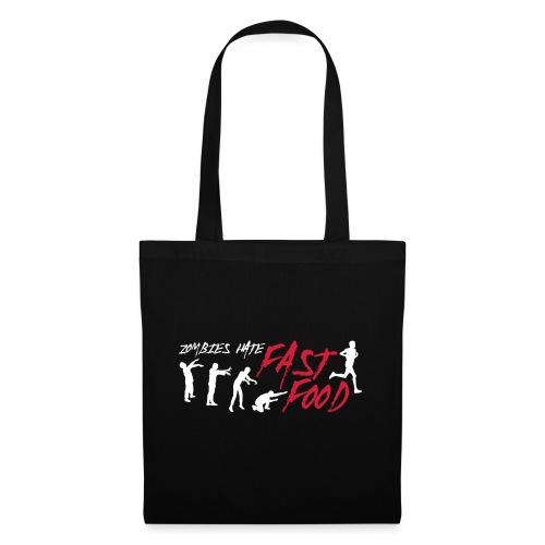 Zombie fast food - Tote Bag