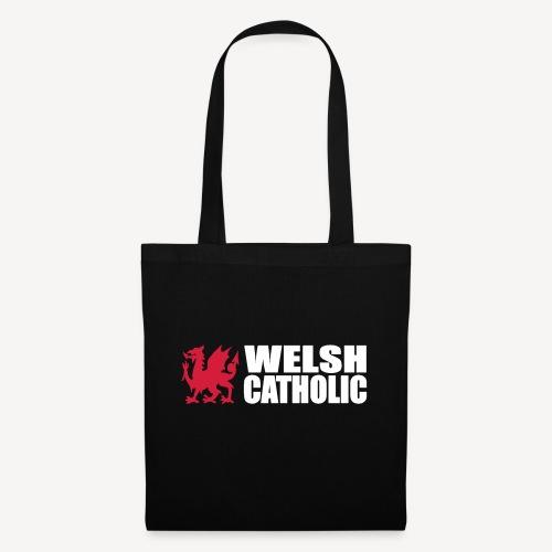 TOTE BAG - WELSH CATHOLIC - Tote Bag