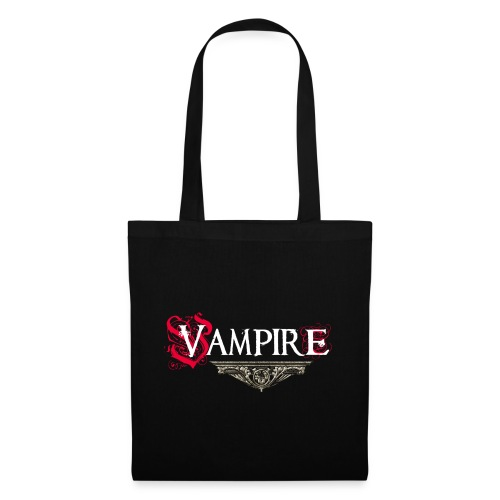 Vampire - Borsa di stoffa