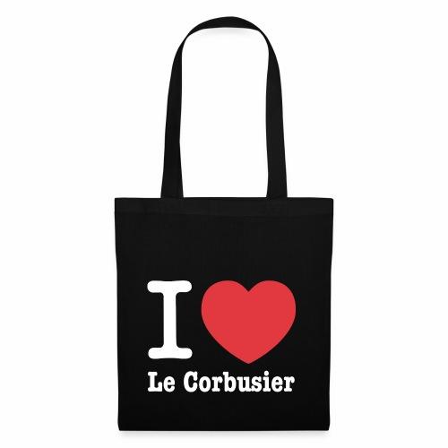 Love Le Corbusier - Bolsa de tela