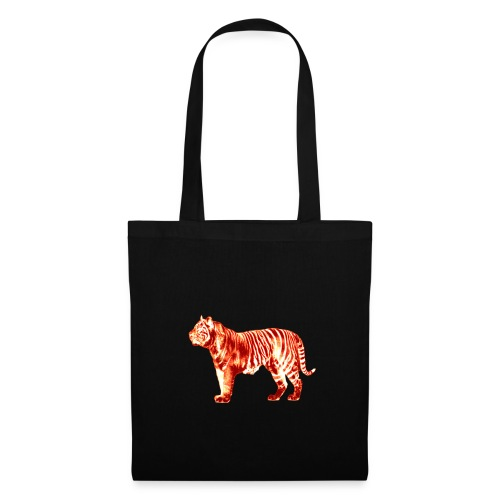 Red Tiger - Tote Bag