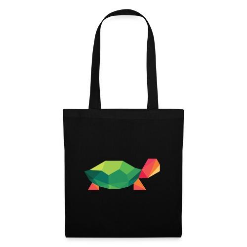 Geometric Turtle - Tote Bag