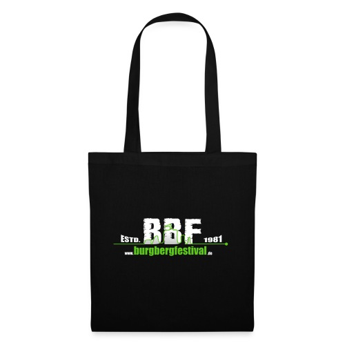 BBF_Logo_Grün - Stoffbeutel