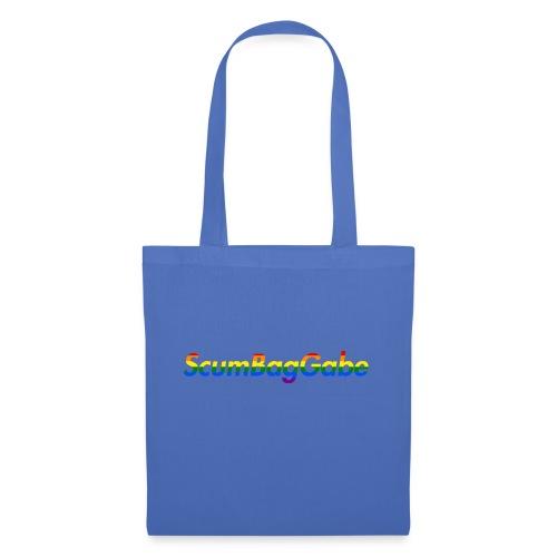 ScumBagGabe Multi Logo XL - Tote Bag