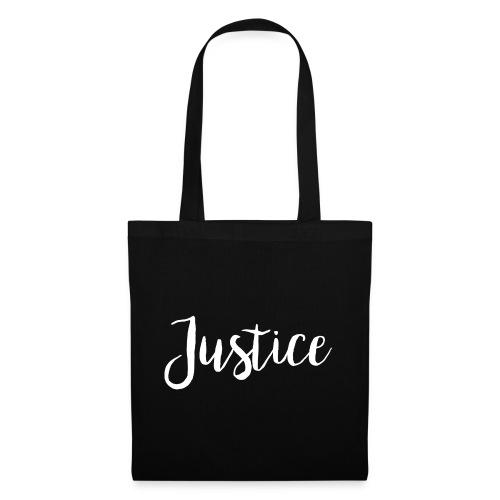 06 Justice - Stoffbeutel