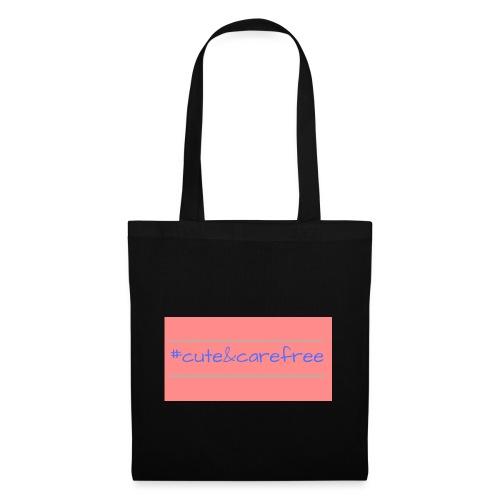 Cute & Carefree - Tote Bag