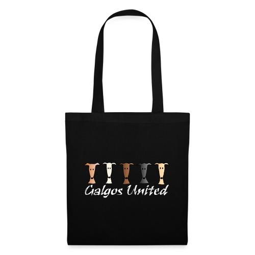 Galgos united - Stoffbeutel