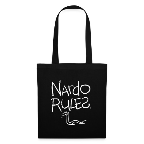 Nardo Rules white - Tote Bag
