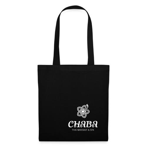 CHABA white - Stoffbeutel