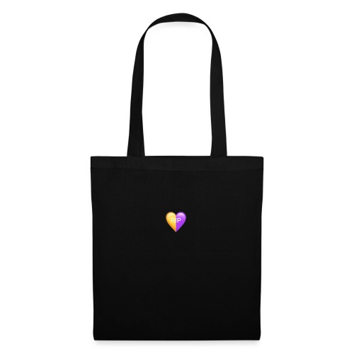 RIP Kobe Yellow / Purple Heart - Tote Bag