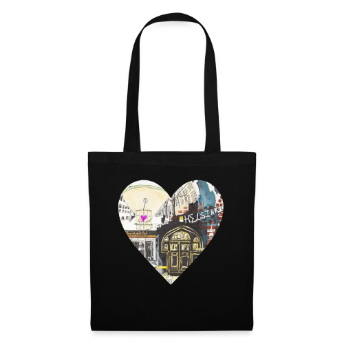 helsinkiheart png - Tote Bag