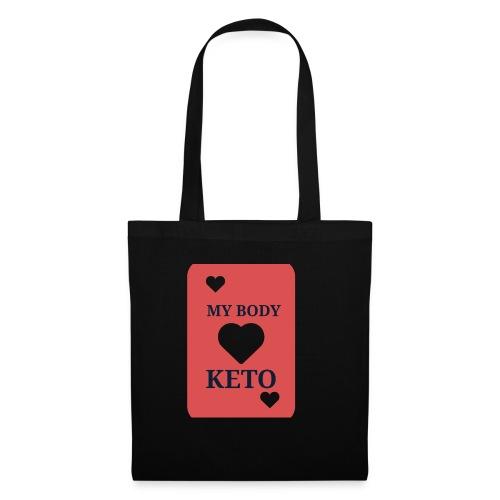 Keto - Tas van stof