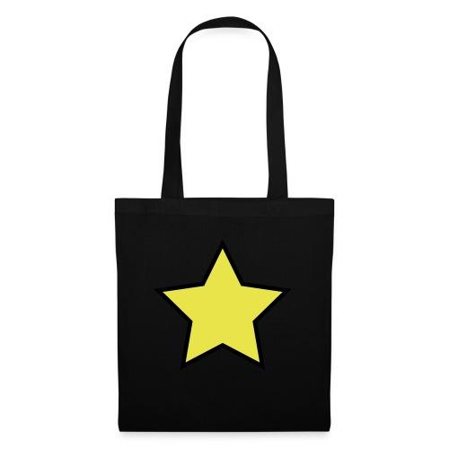 Star - Stjerne - Tote Bag