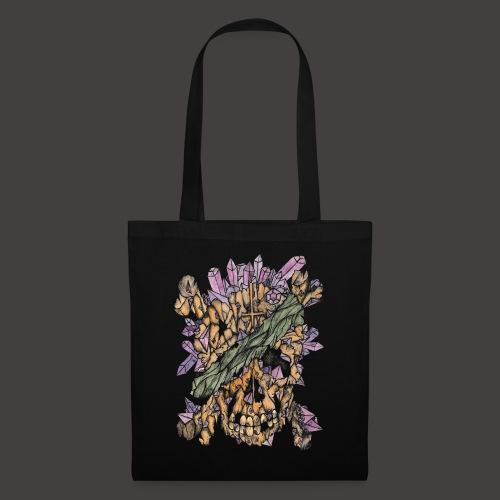 Crane de Pirate de Cristal Couleur - Tote Bag