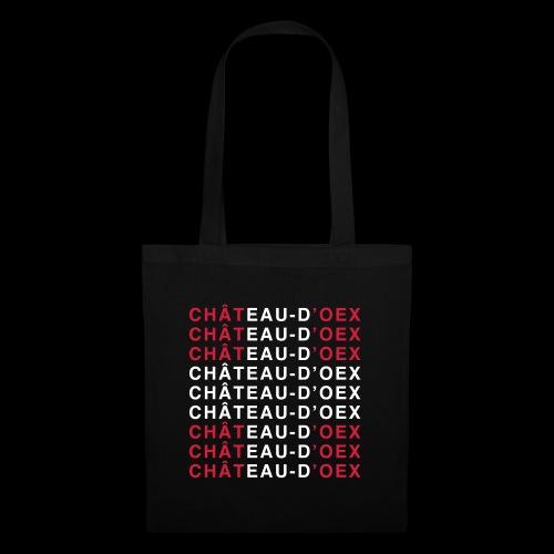 Château-d'Oex Flagshirt - Tote Bag