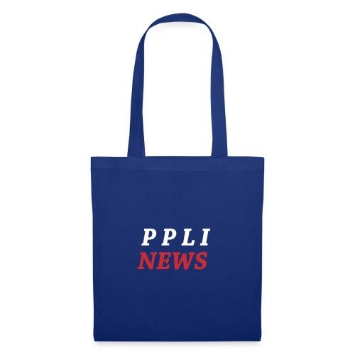 PPLI NEWS - Bolsa de tela