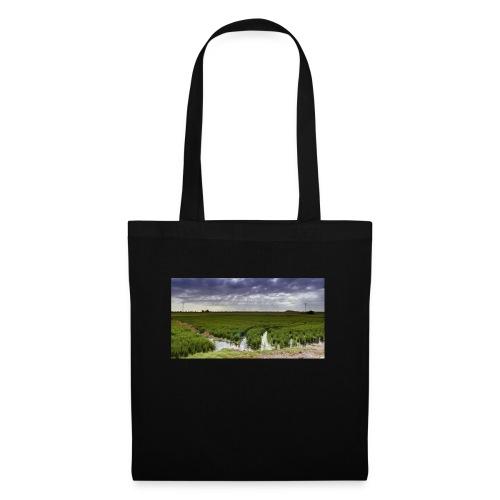 Campos de arroz - Bolsa de tela